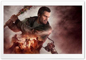 Dead Rising 4 Xbox One HD Wide Wallpaper for Widescreen
