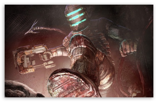Dead Space HD wallpaper for Wide 16:10 5:3 Widescreen WHXGA WQXGA WUXGA WXGA WGA ; HD 16:9 High Definition WQHD QWXGA 1080p 900p 720p QHD nHD ; Standard 4:3 5:4 3:2 Fullscreen UXGA XGA SVGA QSXGA SXGA DVGA HVGA HQVGA devices ( Apple PowerBook G4 iPhone 4 3G 3GS iPod Touch ) ; iPad 1/2/Mini ; Mobile 4:3 5:3 3:2 16:9 5:4 - UXGA XGA SVGA WGA DVGA HVGA HQVGA devices ( Apple PowerBook G4 iPhone 4 3G 3GS iPod Touch ) WQHD QWXGA 1080p 900p 720p QHD nHD QSXGA SXGA ;