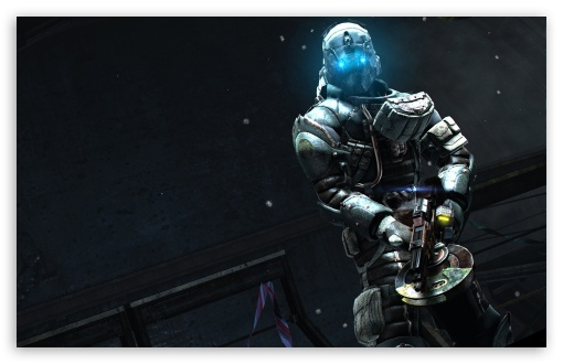 Dead Space Wallpaper 720p