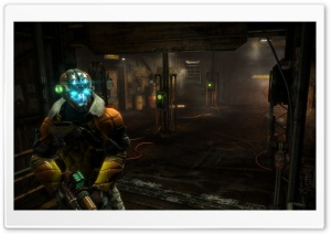 Dead Space 3 HD Wide Wallpaper for Widescreen