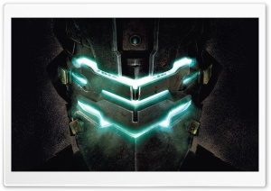 Dead Space 2 Armor HD Wide Wallpaper for Widescreen
