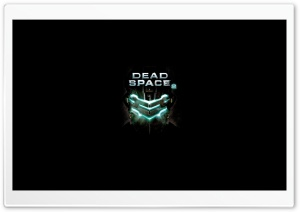 Dead Space 2 Mask HD Wide Wallpaper for Widescreen