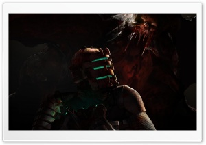 Dead Space 2 Monsters Ultra HD Wallpaper for 4K UHD Widescreen desktop, tablet & smartphone