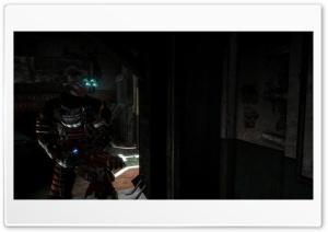 Dead Space 3 - Marauder suit Ultra HD Wallpaper for 4K UHD Widescreen desktop, tablet & smartphone