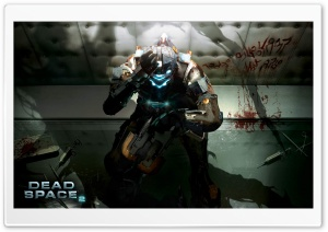 Dead Space 2 HD Wide Wallpaper for Widescreen