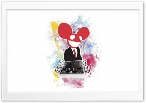Deadmau5 HD Wide Wallpaper for 4K UHD Widescreen desktop & smartphone
