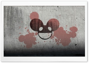 Deadmau5 Splash HD Wide Wallpaper for Widescreen