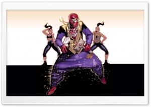 Deadpool HD Wide Wallpaper for Widescreen