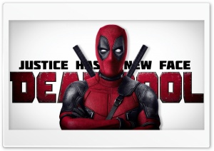 Deadpool HD Wide Wallpaper for Widescreen