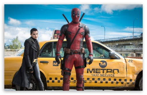 Deadpool Ryan Reynolds Brianna Hildebrand ❤ 4K UHD Wallpaper for Wide 16:10 5:3 Widescreen WHXGA WQXGA WUXGA WXGA WGA ; 4K UHD 16:9 Ultra High Definition 2160p 1440p 1080p 900p 720p ; Standard 4:3 5:4 3:2 Fullscreen UXGA XGA SVGA QSXGA SXGA DVGA HVGA HQVGA ( Apple PowerBook G4 iPhone 4 3G 3GS iPod Touch ) ; iPad 1/2/Mini ; Mobile 4:3 5:3 3:2 16:9 5:4 - UXGA XGA SVGA WGA DVGA HVGA HQVGA ( Apple PowerBook G4 iPhone 4 3G 3GS iPod Touch ) 2160p 1440p 1080p 900p 720p QSXGA SXGA ;