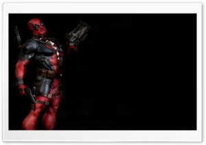 Deadpool The Video Game HD Wide Wallpaper for Widescreen