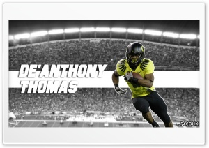 DeAnthony Thomas HD Wide Wallpaper for Widescreen