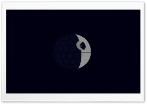 Death Star HD Wide Wallpaper for Widescreen
