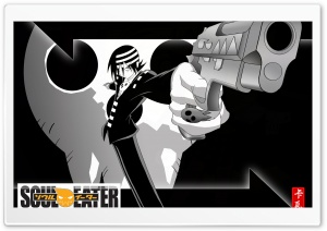 Death The Kid Ultra HD Wallpaper for 4K UHD Widescreen desktop, tablet & smartphone