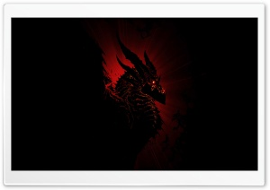 Deathwing HD Wide Wallpaper for Widescreen