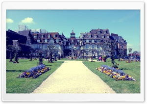 Deauville HD Wide Wallpaper for Widescreen