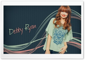 Debby Ryan HD Wide Wallpaper for Widescreen
