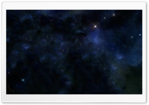 Deep Space HD Wide Wallpaper for Widescreen