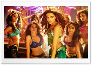 Deepika Padukone Happy New Year HD Wide Wallpaper for Widescreen