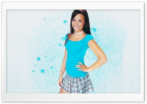 Demi Lovato HD Wide Wallpaper for Widescreen