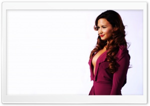 Demi Lovato (2011) HD Wide Wallpaper for Widescreen