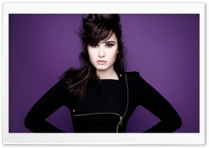 Demi Lovato HD Wide Wallpaper for 4K UHD Widescreen desktop & smartphone