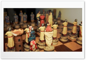 Democracy, Chess HD Wide Wallpaper for Widescreen