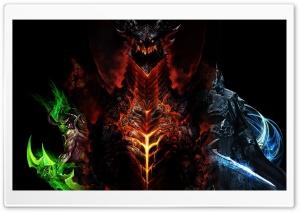 Demon Ultra HD Wallpaper for 4K UHD Widescreen desktop, tablet & smartphone