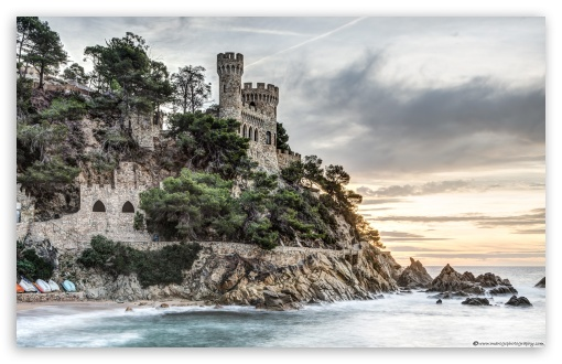 Den Plaja Castle Lloret de Mar, Catalonia ❤ 4K UHD Wallpaper for Wide 16:10 5:3 Widescreen WHXGA WQXGA WUXGA WXGA WGA ; 4K UHD 16:9 Ultra High Definition 2160p 1440p 1080p 900p 720p ; UHD 16:9 2160p 1440p 1080p 900p 720p ; Standard 4:3 5:4 3:2 Fullscreen UXGA XGA SVGA QSXGA SXGA DVGA HVGA HQVGA ( Apple PowerBook G4 iPhone 4 3G 3GS iPod Touch ) ; Smartphone 16:9 5:3 2160p 1440p 1080p 900p 720p WGA ; Tablet 1:1 ; iPad 1/2/Mini ; Mobile 4:3 5:3 3:2 16:9 5:4 - UXGA XGA SVGA WGA DVGA HVGA HQVGA ( Apple PowerBook G4 iPhone 4 3G 3GS iPod Touch ) 2160p 1440p 1080p 900p 720p QSXGA SXGA ;