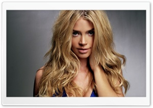 Denise Richards HD Wide Wallpaper for Widescreen