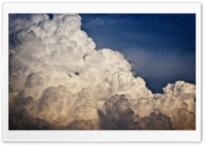 Dense Clouds HD Wide Wallpaper for Widescreen