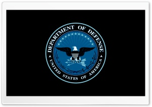 Department Of Defense DOD HD Wide Wallpaper for Widescreen