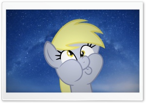 Derpy Way HD Wide Wallpaper for 4K UHD Widescreen desktop & smartphone