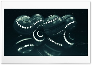 DerTroniczZz HD Balls HD Wide Wallpaper for Widescreen