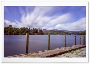 Derwent Water HD Wide Wallpaper for 4K UHD Widescreen desktop & smartphone