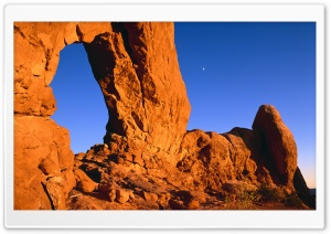 Desert Arch HD Wide Wallpaper for Widescreen