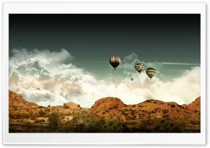 Desert Journey Ultra HD Wallpaper for 4K UHD Widescreen desktop, tablet & smartphone