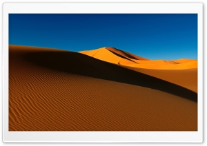 Desert Landscape HDR HD Wide Wallpaper for Widescreen