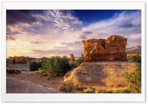 Desert Rocks HD Wide Wallpaper for 4K UHD Widescreen desktop & smartphone