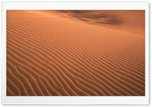Desert Sand HD Wide Wallpaper for Widescreen