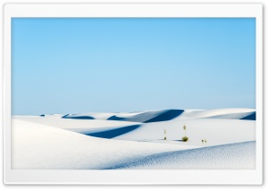 Desert, White Sands National...
