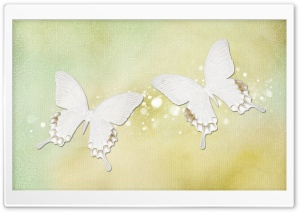 Desktop Butterflies HD Wide Wallpaper for Widescreen