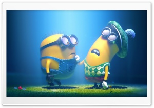Despicable Me 2 2013 HD Wide Wallpaper for Widescreen