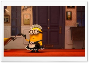 Despicable Me 2 Comedy Movie HD Wide Wallpaper for 4K UHD Widescreen desktop & smartphone