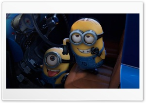 Despicable me minions HD Wide Wallpaper for Widescreen