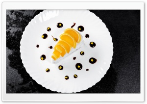 Dessert Plating Ultra HD Wallpaper for 4K UHD Widescreen desktop, tablet & smartphone