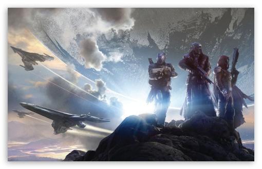 Download Destiny HD Wallpaper
