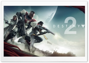 Destiny 2 2017 Video Game HD Wide Wallpaper for 4K UHD Widescreen desktop & smartphone