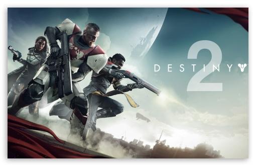Destiny 2 1080p Wallpaper: Destiny 2 2017 Video Game 4K HD Desktop Wallpaper For