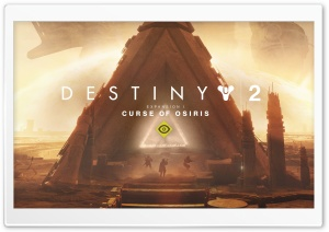 Destiny 2 Expansion 1 Curse of Osiris DLC HD Wide Wallpaper for 4K UHD Widescreen desktop & smartphone